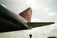 Swissair-Jumbo-Heck