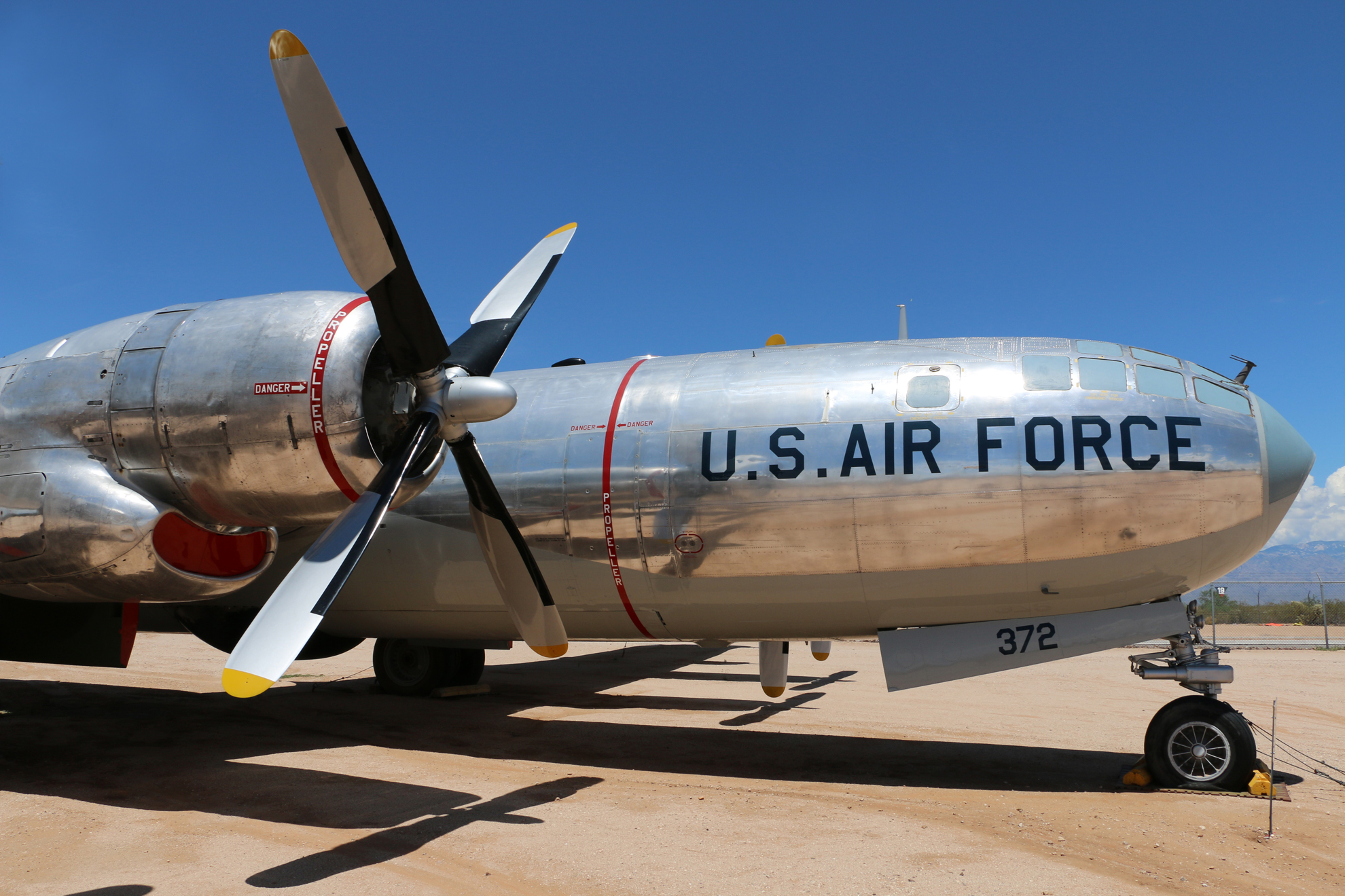 BOEING KB-50J SUPERFORTRESS_2