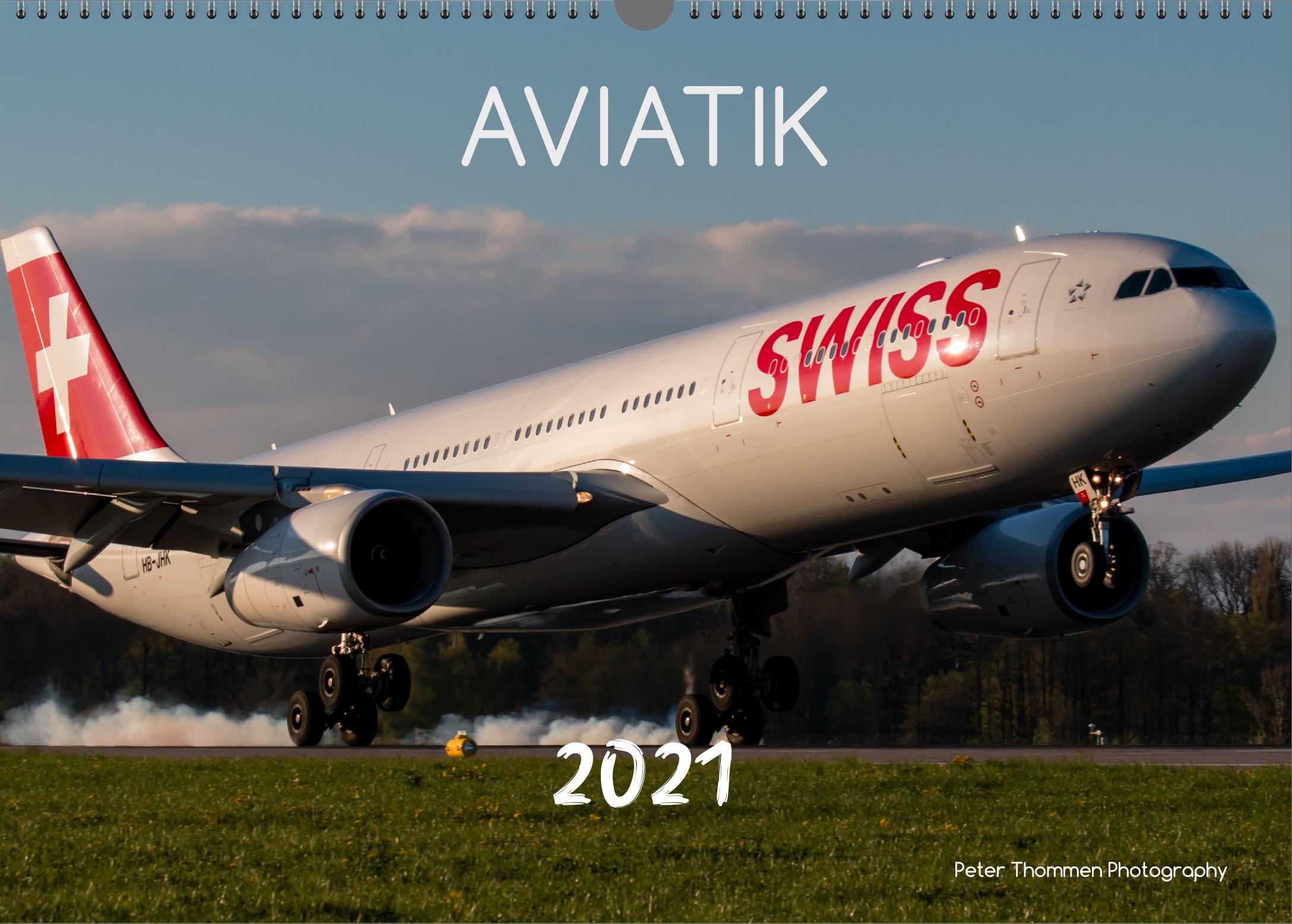 Kalender Aviatik 2021