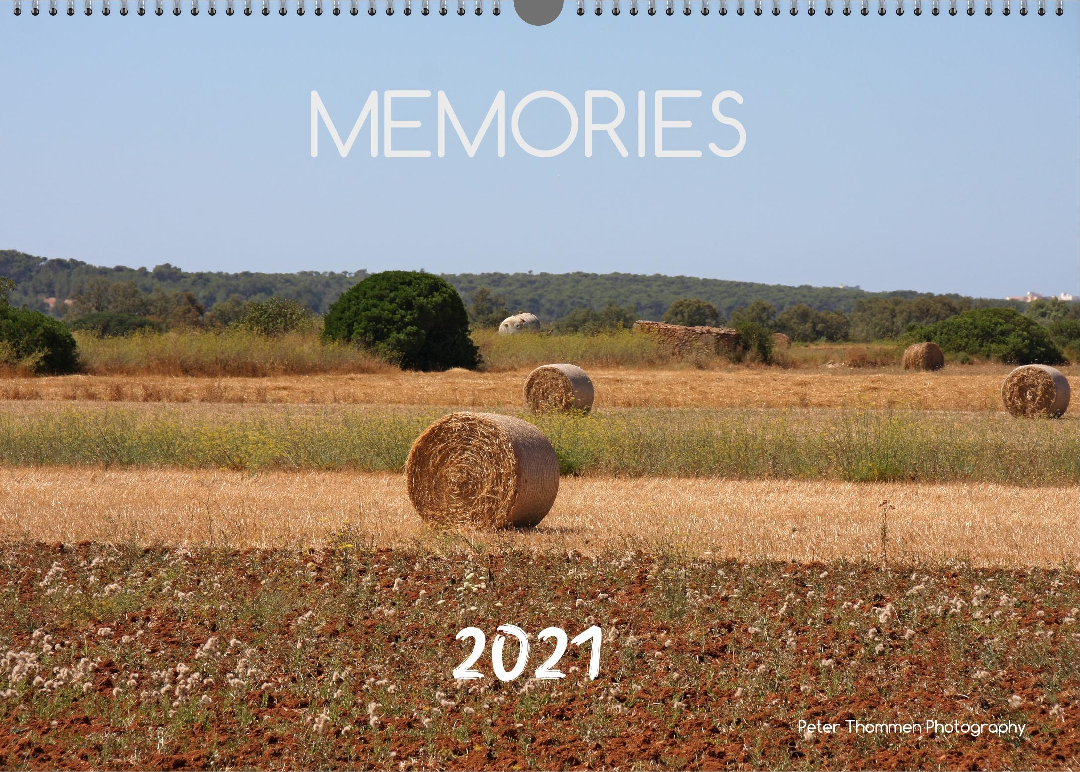 Kalender Memories 2021